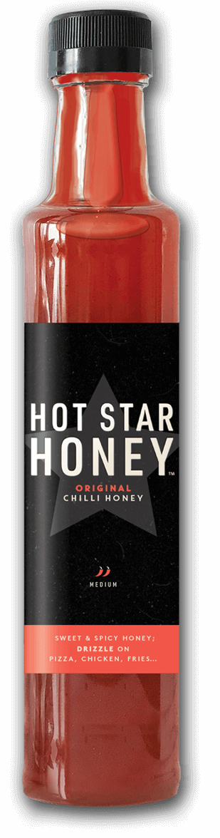 Hot Star Honey
